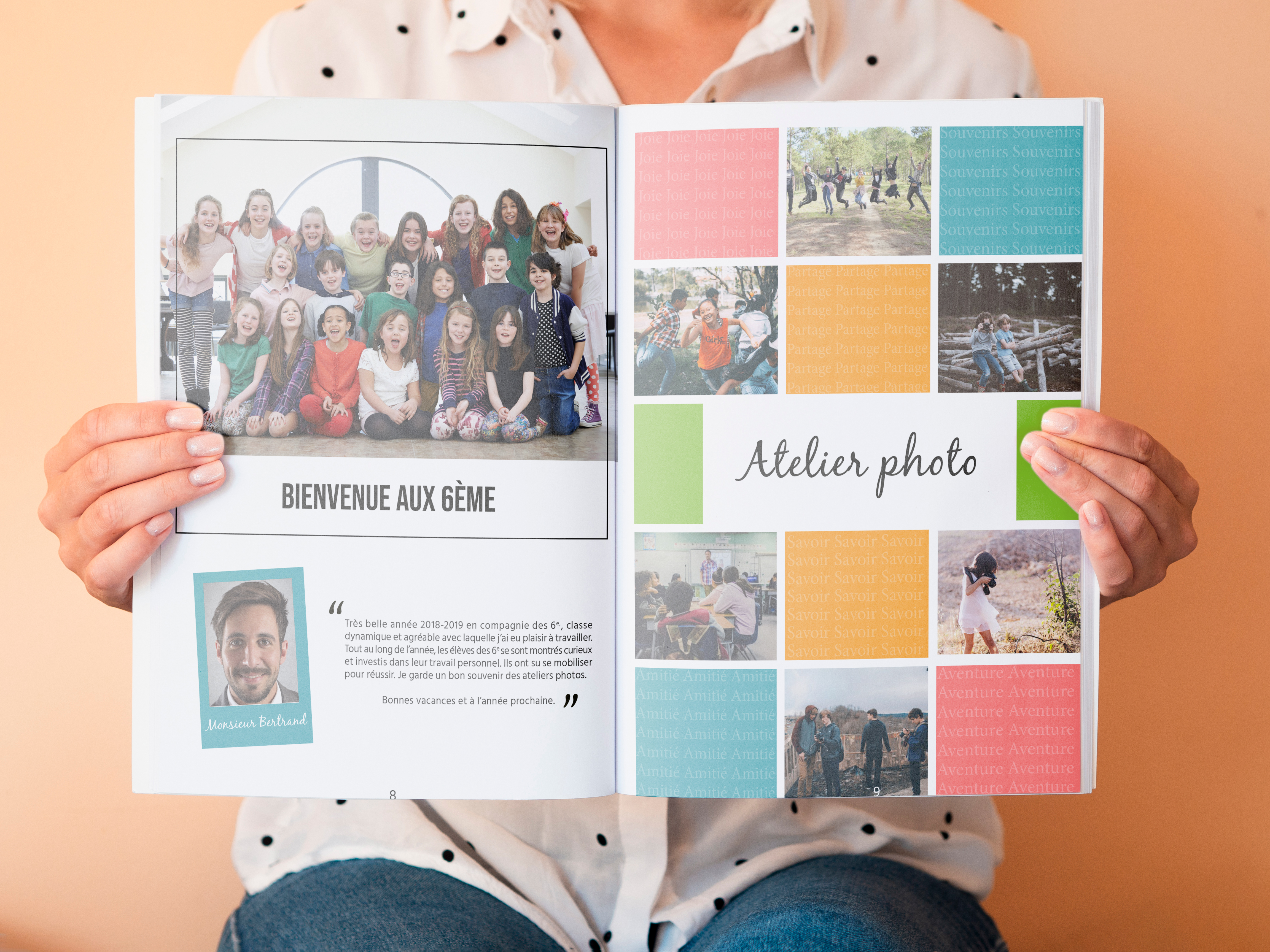 couverture yearbook